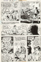 Superboy Issue 183 Page 4 (1971) Comic Art
