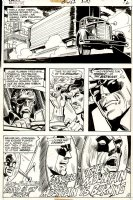 Detective Comics Issue 422 Page 10 (1971)  Comic Art