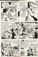 Superboy Issue 186 Page 9 (1972) Comic Art
