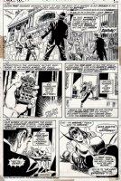 Avengers #120 p 22 (1973) Comic Art