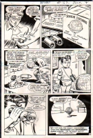 Superboy Issue 167 Page 4 (1970) Comic Art