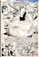Superboy Issue 167 Page 5 (1970) Comic Art