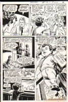 Superboy Issue 167 Page 6 (1970) Comic Art