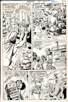 Superboy Issue 167 Page 2 (1970) Comic Art