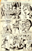 Batman Issue 240 Page 4 Comic Art