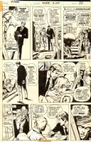 Batman Issue 240 Page 7 Comic Art