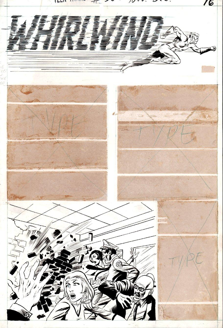 Teen Titans #30 p 1 (1970)