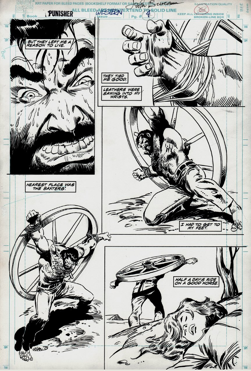 Punisher: A Man Named Frank #1 p 4 (1994)