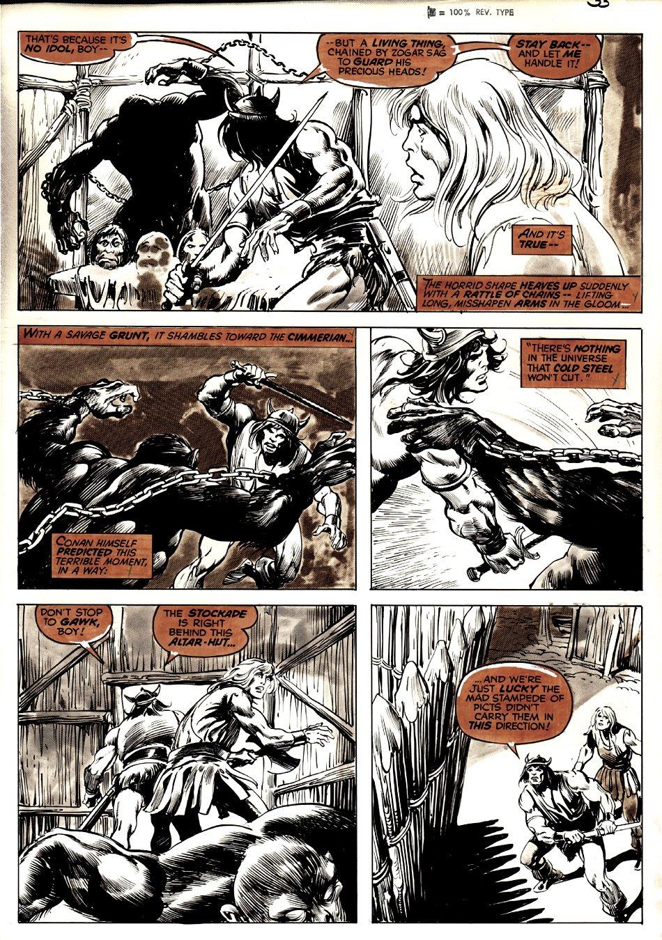 Savage Sword of Conan #26 p 39 (1977)