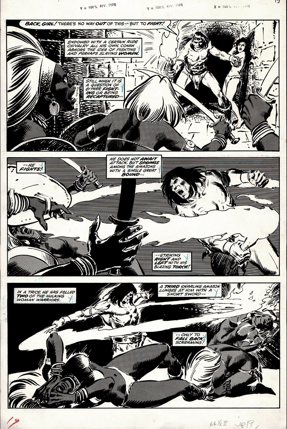 Savage Sword of Conan #42 p 19 (1979)
