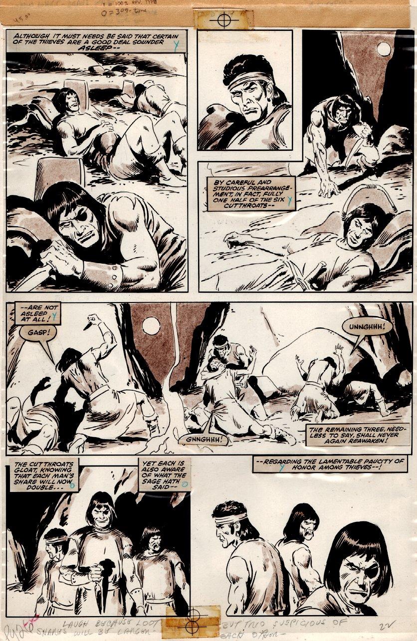 Savage Sword of Conan #73 p 26 (1981)