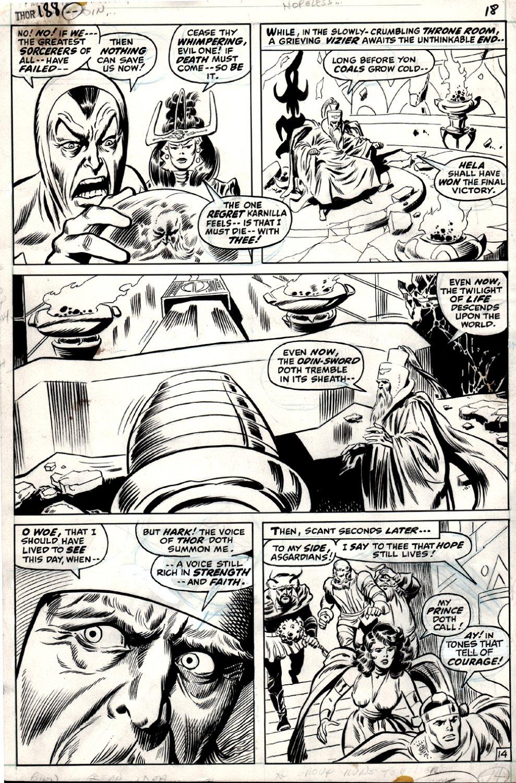 Thor #188 p 14 (1970)