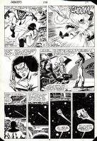 Avengers #258 p 21 (1985) Comic Art