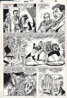 Avengers #271 p 12 (1986) Comic Art