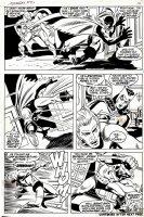 Avengers #85 p 9 (1970) Comic Art
