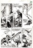 Savage Sword of Conan Issue 18 Page 27 (1977) Comic Art