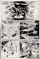 Silver Surfer #14 p 3 (1969) Comic Art