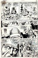 Thor #188 p 14 (1970) Comic Art