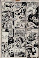 Thor 201 p 9 (1972) Comic Art
