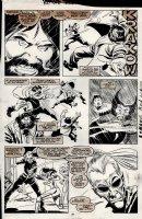 Wolverine #6 p 27 (1988) Comic Art