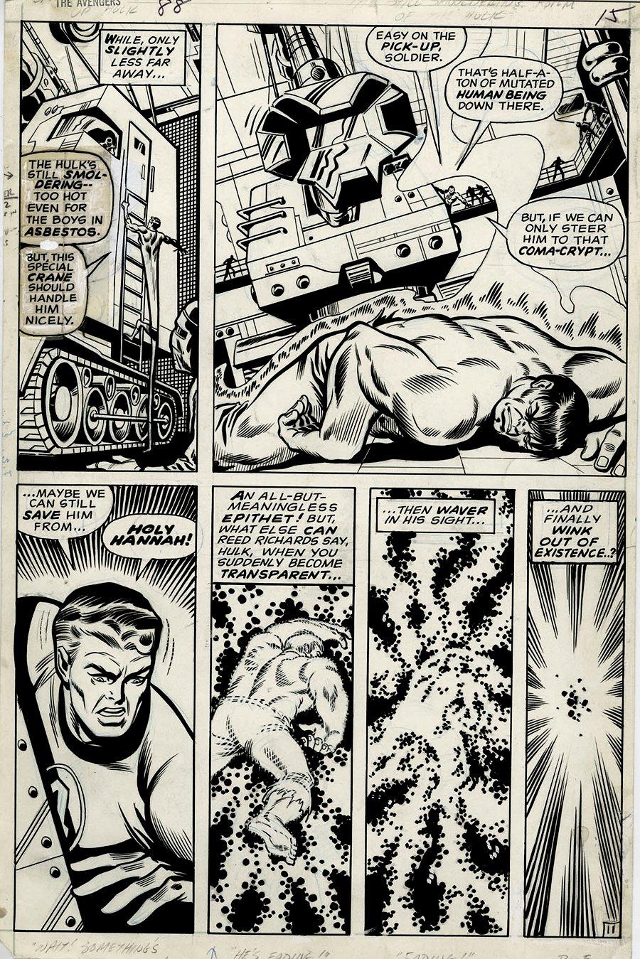 Avengers #88 p 11 (1970)