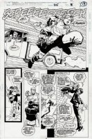 Spectacular Spider-Man #215 p 13 (HISTORIC VERY EARLY BEN REILLY APPEARANCE!) 1994  Comic Art