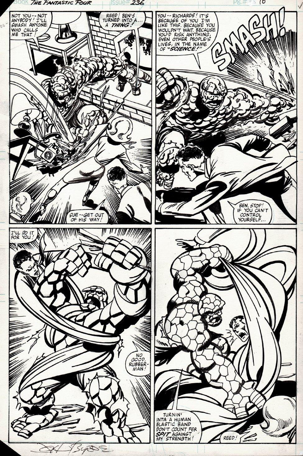 Fantastic Four #236 p 10 (1981)