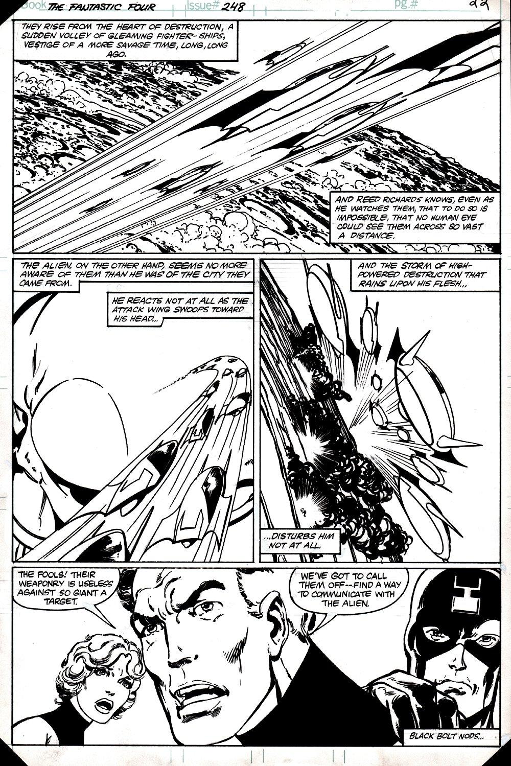 Fantastic Four #248 p 22 (1982)