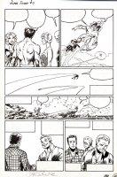 Alpha Flight Issue 4 Page 22 (1983) Comic Art