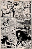 Champions #15 p 3 (1977) Page sc Comic Art