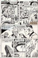 Fantastic Four #215 p 3 (1980) Comic Art