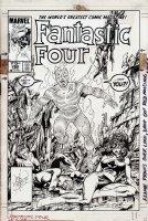 Fantastic Four #289 Cover (1985) Comic Art