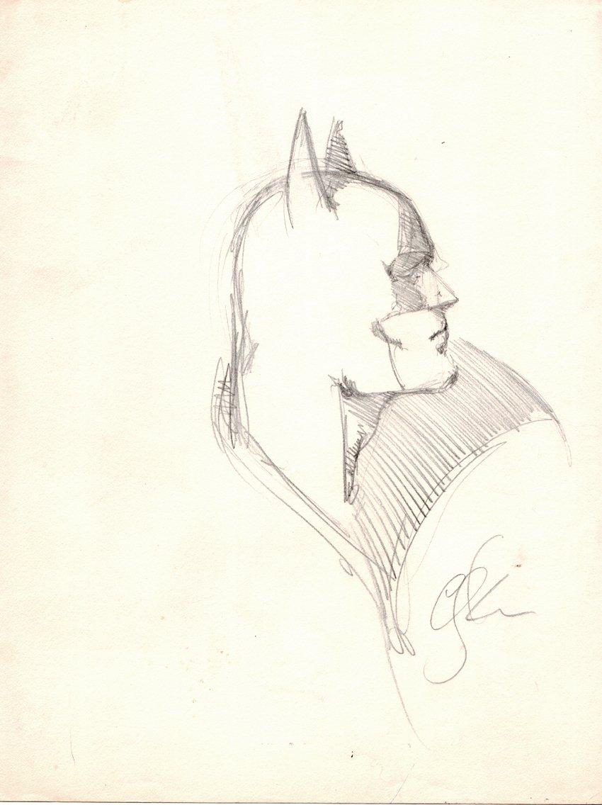 Batman Pinup Pinup