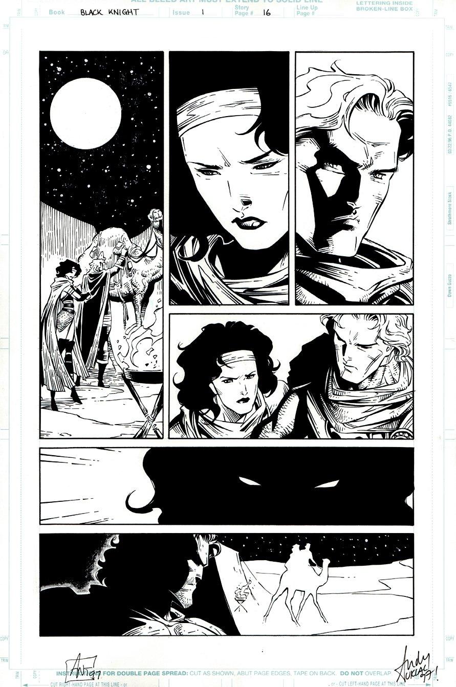 Black Knight : Exodus #1 p16 (1996)