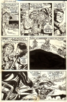Captain America Issue 128 Page 14 Comic Art