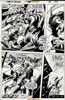 Tomb of Dracula #54 p 30 (1975)  Comic Art