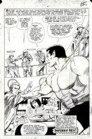 Tales to Astonish #77 p 12 SPLASH (Large Art) 1965 Comic Art