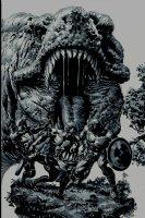 Avengers: Millennium #2 Cover (2015) Comic Art