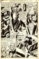 Challengers of the Unknown #72 p 16 Comic Art