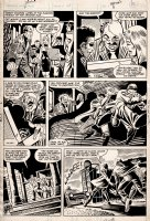 Marvel Preview #21 p 12 (HISTORIC VERY LAST DITKO PENCILED & INKED MARVEL STORY) 1980) Comic Art