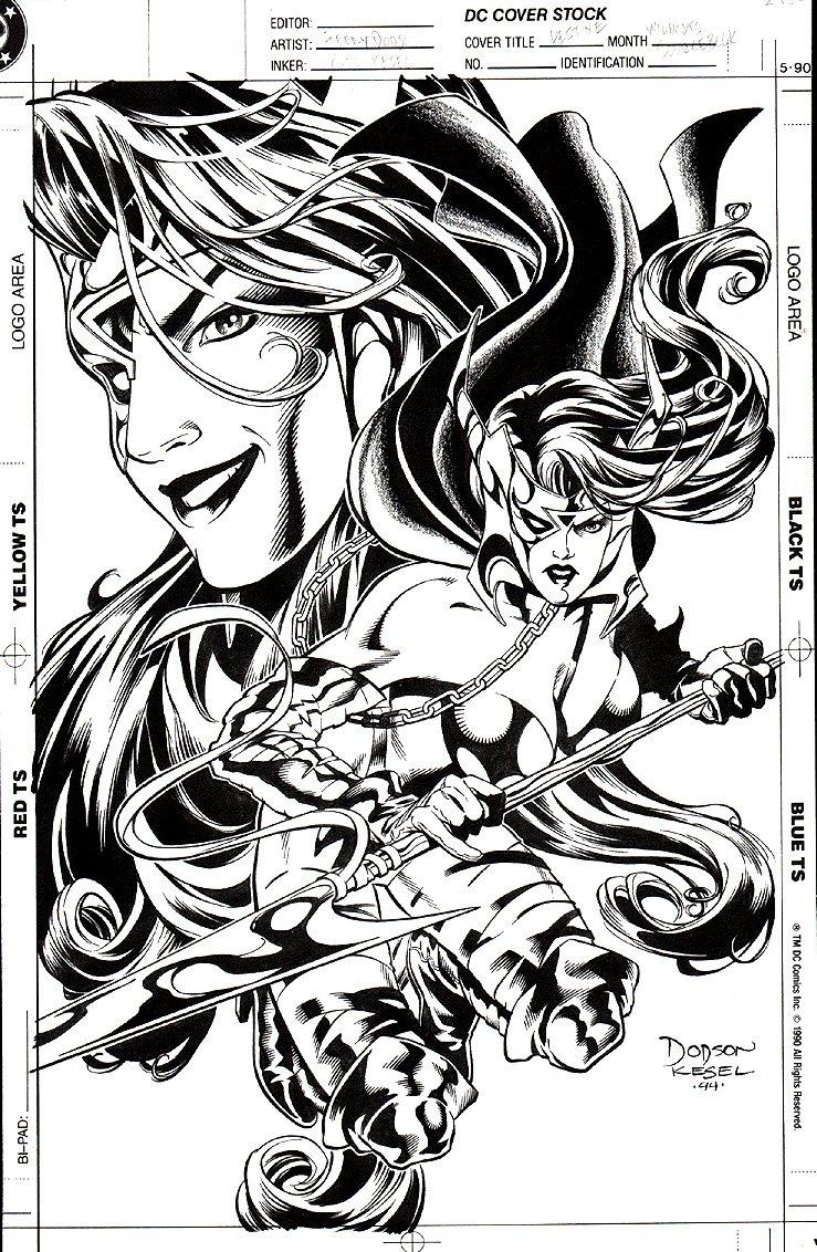 Wildcats Sourcebook Cover (1994)