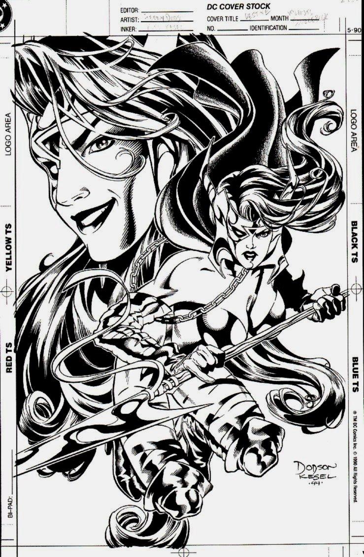 Wildcats Sourcebook #2 (Baroness Destine) SPLASH (1994)