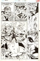 Incredible Hulk Issue 399 Page 28 Comic Art