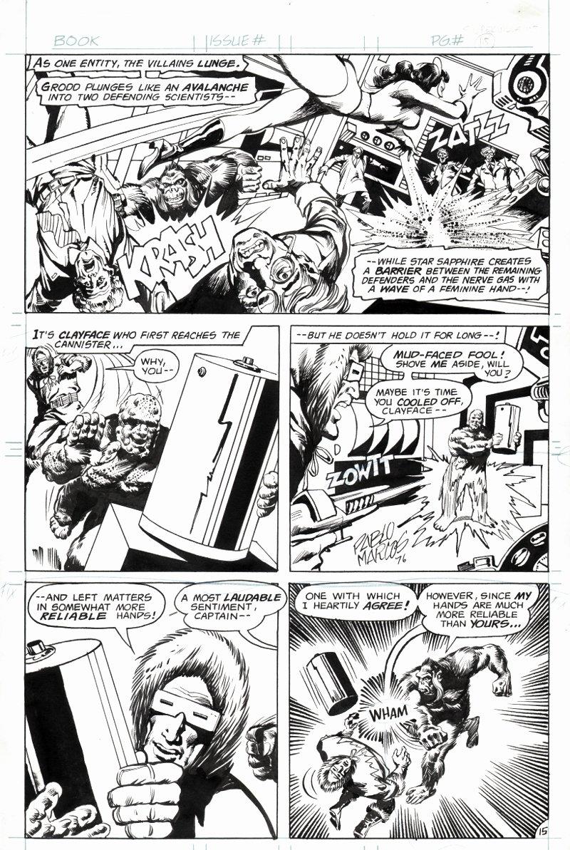 Amazing World of DC Comics