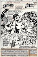 World's Finest Comics #265 p 1 SPLASH (1980) Comic Art