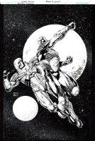 Action Comics #899 Cover (2010)  Comic Art