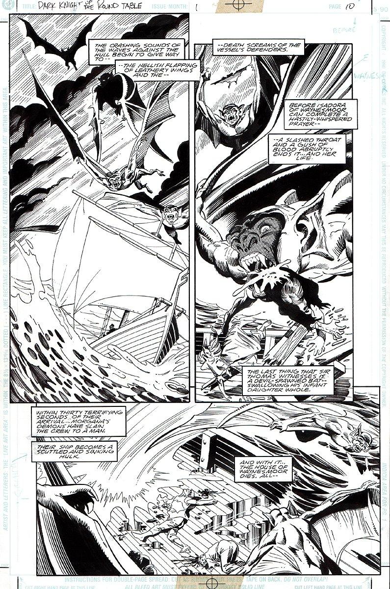 Batman: Dark Knight of the Round Table #1 p 10 (1998)