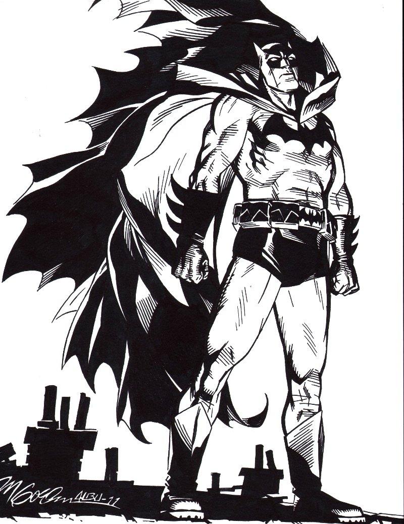 Batman: Year One - Pinup (2011)
