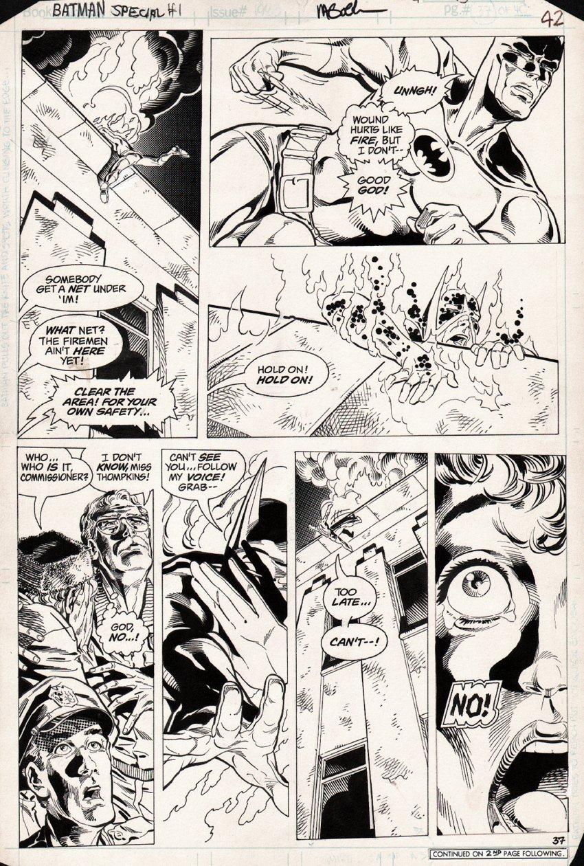 Batman Special #1 p 37 (1984)