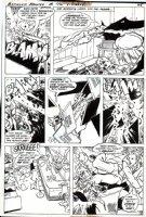 Batman Family #16 p 8 (1977) Comic Art